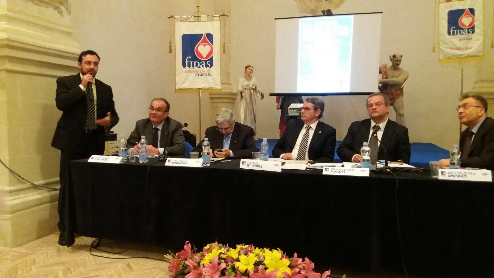XXXVII Congresso Fidas Basilicata